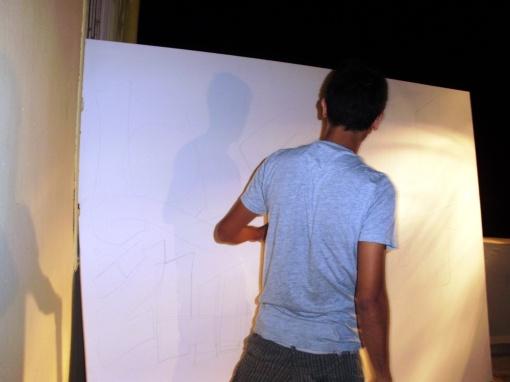 yazan reproducing inmates' artwork